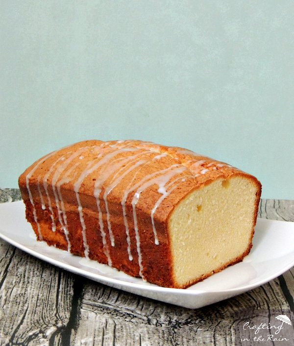 Lemon Drizzle Cake That Can Be Iced