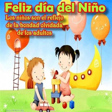 imagenes y gifs Feliz día del niño
