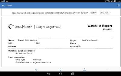 Previsualización de TIFF desde IBM Navigator