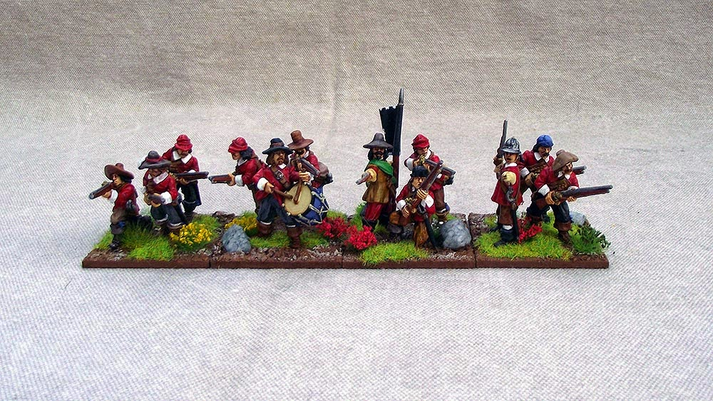 The Analogue Hobbies Painting Challenge: From Millsy - ECW
