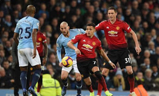 Manchester City vs Manchester United Extended Highlights