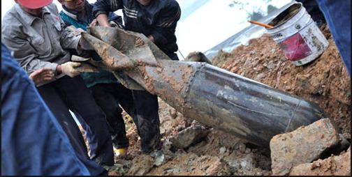 Βόμβα 250 κιλών βρέθηκε στον Γράμμο (ρεπορτάζ)