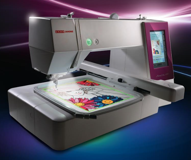Usha launches technologically advanced embroidery machine Memory Craft 450E