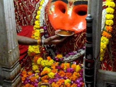 9. उज्जैन का काल भैरव मंदिर (Kaal bhairav temple, Ujjain)