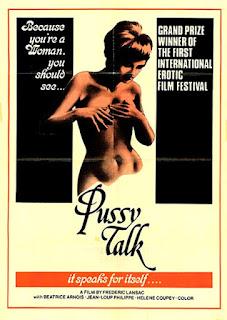 Pussy Talk – Le sexe qui parle (1975) Claude Mulot