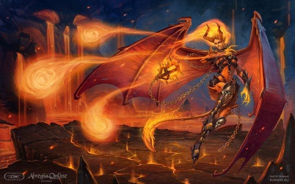 Dmitry Burmak artstation deviantart arte ilustrações fantasia sombrio games
