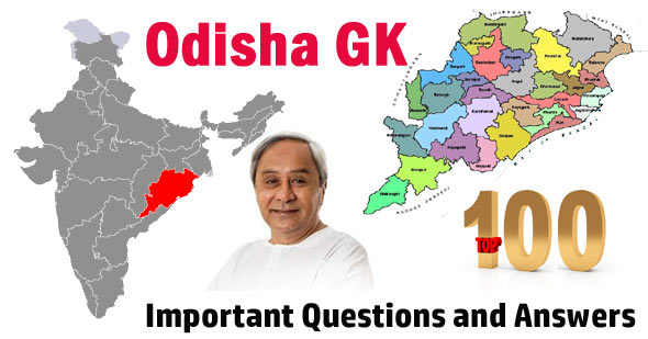 Odisha General Knowledge