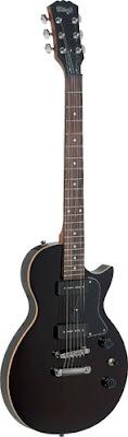 Đàn guitar điện Stagg SELP90BK