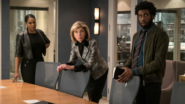 The Good Fight - Episode 2.03 - Day 422 - Press Release + Promotional Photos