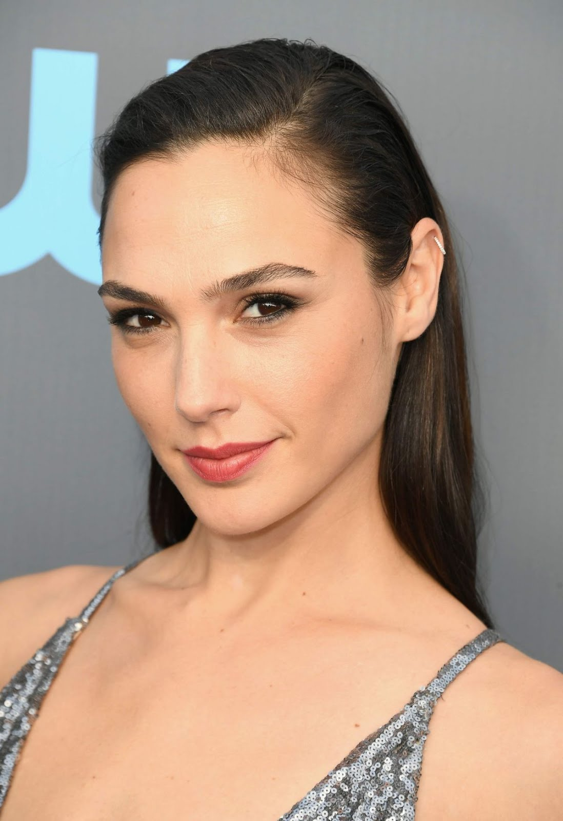 Gal Gadot At 2018 Critics Choice Awards In Santa Monica