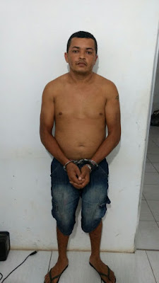 Polícia Civil cumpre mandado de prisão de homem acusado de tráfico de drogas em Santa Quitéria do Maranhão