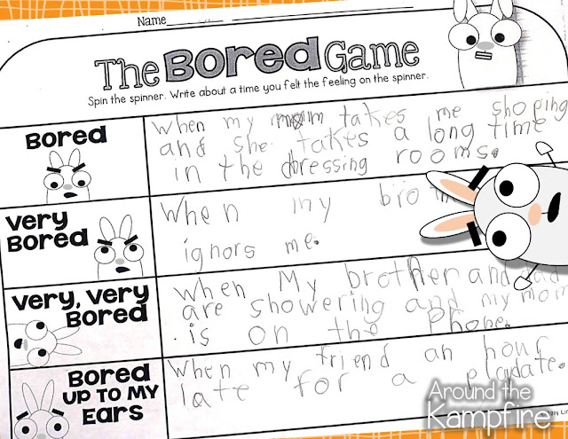 Back to school activities for the first day with You're Finally Here! Students getting to know all about you with The Bored Game! Hilarious!