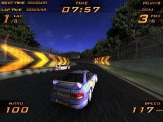 تحميل لعبة سباق عربيات للكمبيوتر Nitro Racers