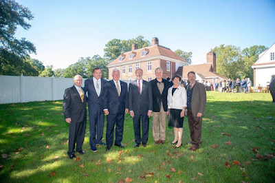 Governors at Pennsbury Manor