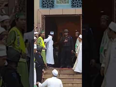 Polisi Sudah Deteksi Penyebar Hoax Penangkapan Habib Umar bin Hafidz