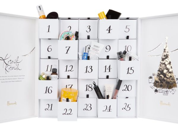 Harrods Beauty Advent Calendar 2018 Contents, Spoilers