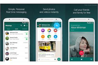التحديث الجديد للواتس اب فهو يتيح للمستخدمين بإضافة وصف للمجموعة الخاصة به على تطبيق الواتس اب