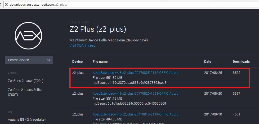 zuk z2 serial number 7 digits
