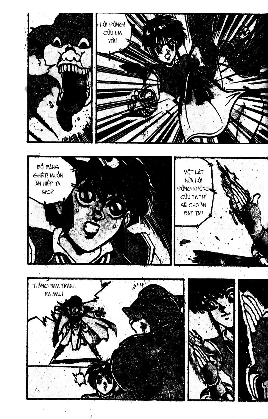 Ảo Long Vương chap 59 - Trang 8