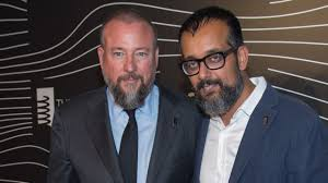 Shane Smith and Suroosh Alvi