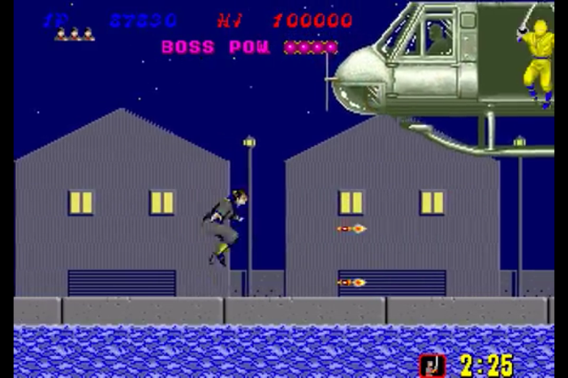 AMERICAN WARGAMERS ASSOCIATION: Shinobi Arcade Game Review