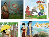 Kumpulan Dongeng Anak | Legenda Cerita Rakyat Nusantara