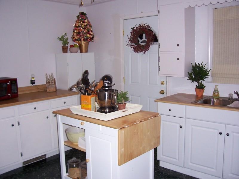 Polka Dot Bungalow Kitchen Reveal