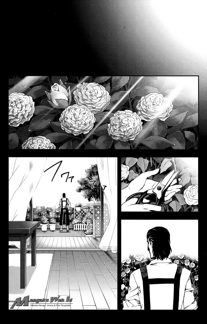 Darwin's Game Chapter 32-33