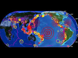 EL ANILLO DE FUEGO SIGUE SUPER ACTIVO: 2 Potentes terremotos Sacudieron Oceanía En Menos De 10 Horas.