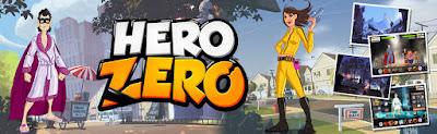 "Das Playata-Spiel ""Hero Zero"""