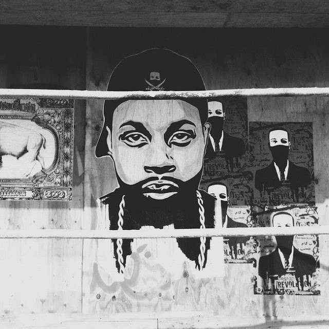 J Dilla James Yancey Dilla Mural Rest In Peace