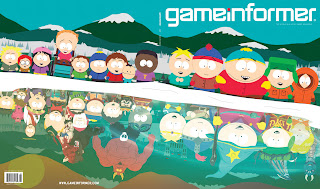 South Park RPG Spotted on Game Informer January Cover
