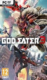 GOD EATER 3-CODEX