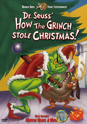 How the Grinch Stole Christmas! Poster