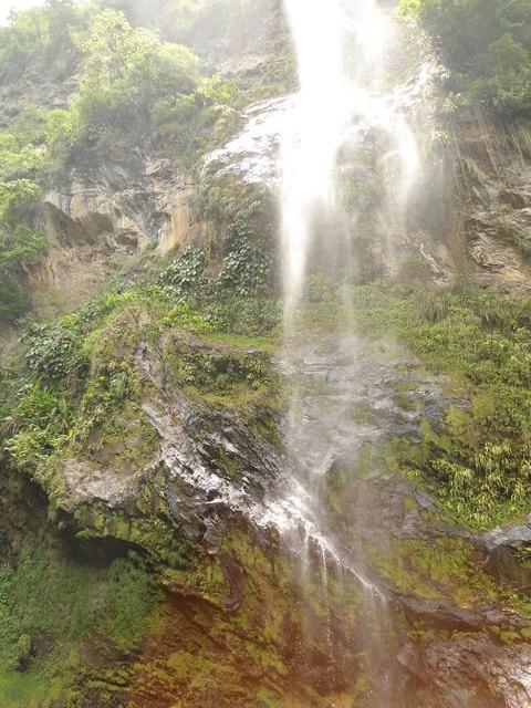 Three Pools   Port Of Spain   Trinidad and Tobago   AFAR  Trinidad And Tobago Maracas Falls