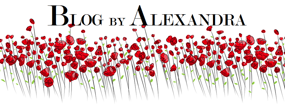blog by Alexandra