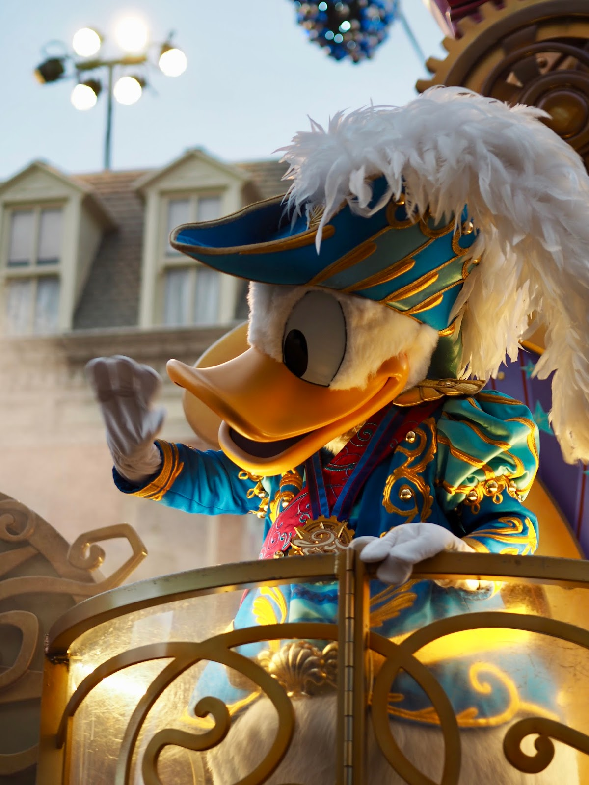 Disneyland Paris Donald Duck