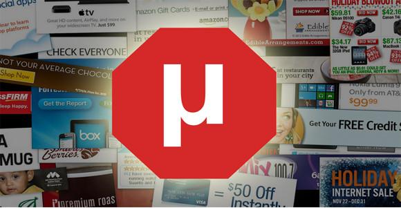 اضافة uBlock لمنع الاعلانات من المتصفحات