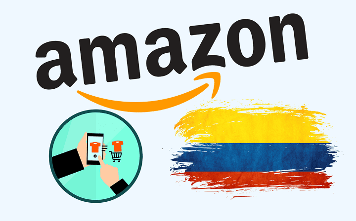 Comprar en Amazon USA desde Colombia