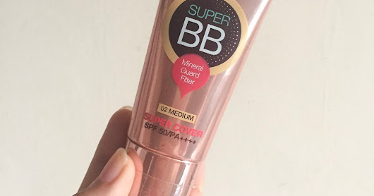 Cheap Medium to Full Coverage BB Cream from the drugstore in the Philippines!