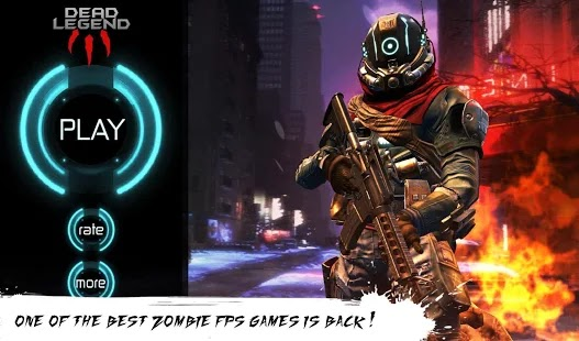 Dead Legend-Coldest Winter Apk+Data Free on Android Game Download