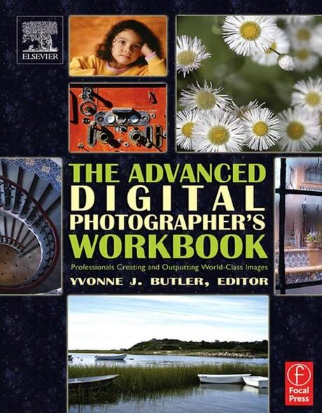 Portada del libro: The advanced digital photographer's workbook