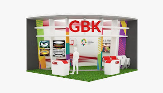 contoh booth 3d