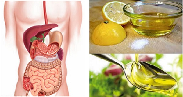 Clean Your Liver, Gallbladder And The Whole Body From Toxins Only With One Sip Of This Mixture In The Morning
