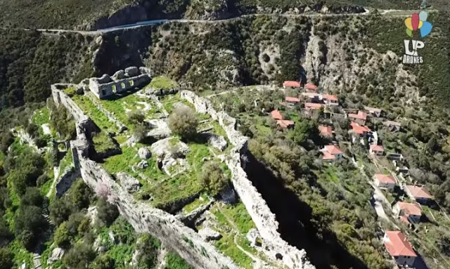 Το ορμητήριο του Κολοκοτρώνη…… που λάτρεψε ο Καζαντζάκης (BINTEO)…