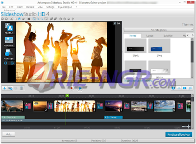 Ashampoo Slideshow Studio HD 4.0.3.1 Full