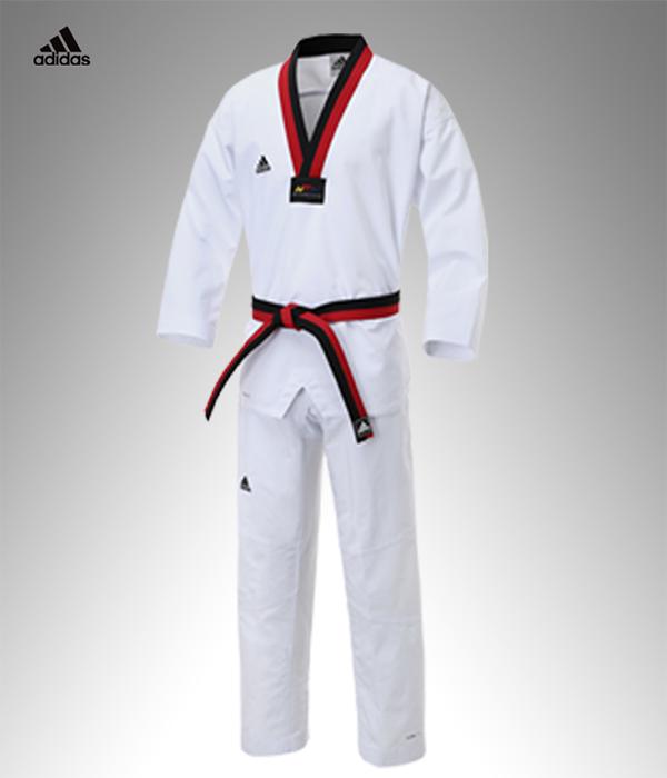 plan de estudios Enfadarse Enojado  Adidas Taekwondo Adi-Fighter (ClimaCool Technology) Poom Kyorugi Dobok    Spennergy Sports