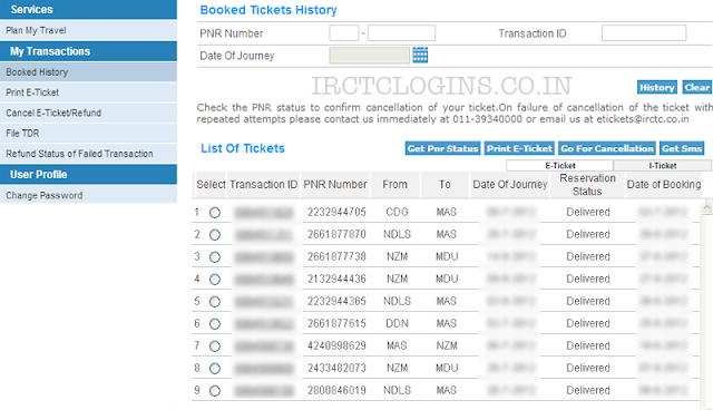 How to Check Indian Railway/IRCTC PNR Status
