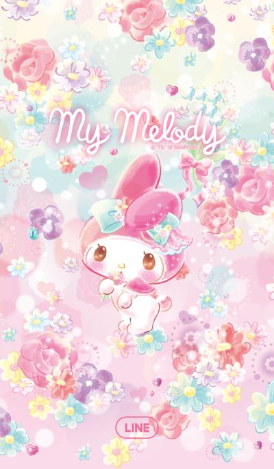 My Melody: Florarium