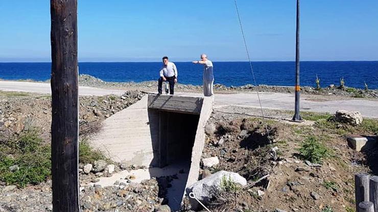 Ξεκίνησαν οι εργασίες αποκατάστασης του οδικού δικτύου της Σαμοθράκης